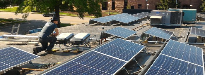 flat-roof-solar-racking-installation