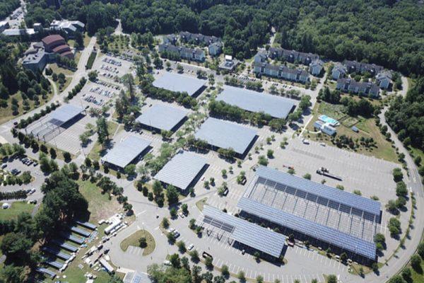 parking-area-covering-solar-carport-system