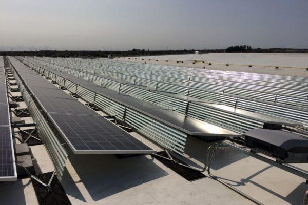 solar-ballast-system-flat-roof