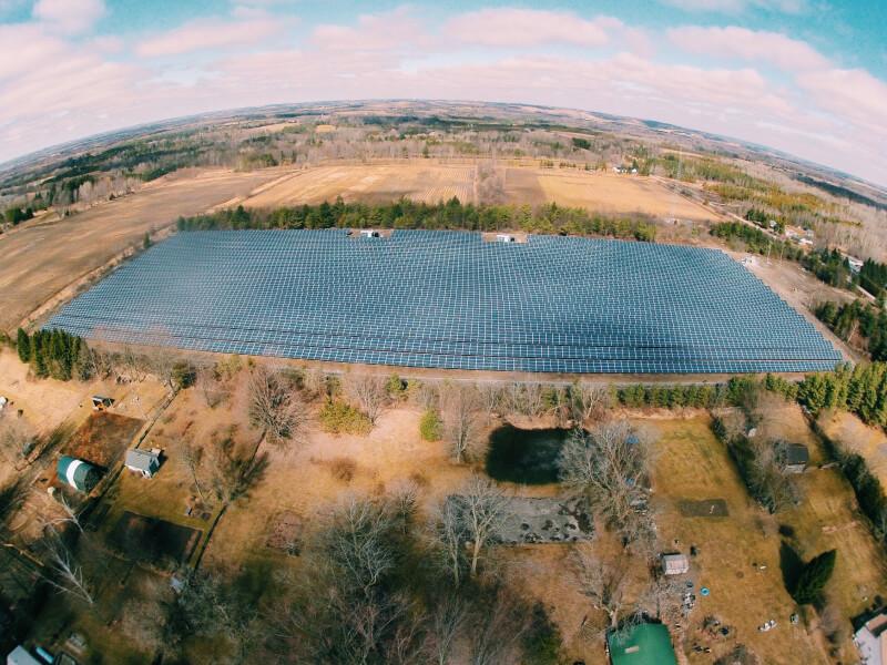 Polar Racking Awarded Contract to Rebuild U.S. Virgin Islands Utility Scale – Donoe Solar Farm